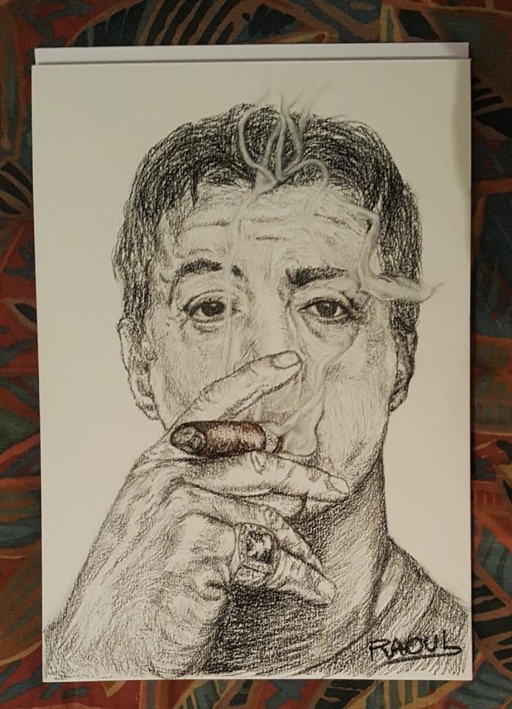 Sylvester Stallone par Raoul.G